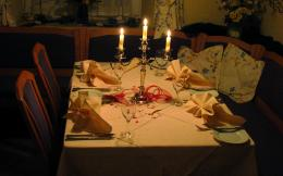 Candlelight-Dinner 29.11. + 06. + 13. + 20. + 25. + 26.12.20