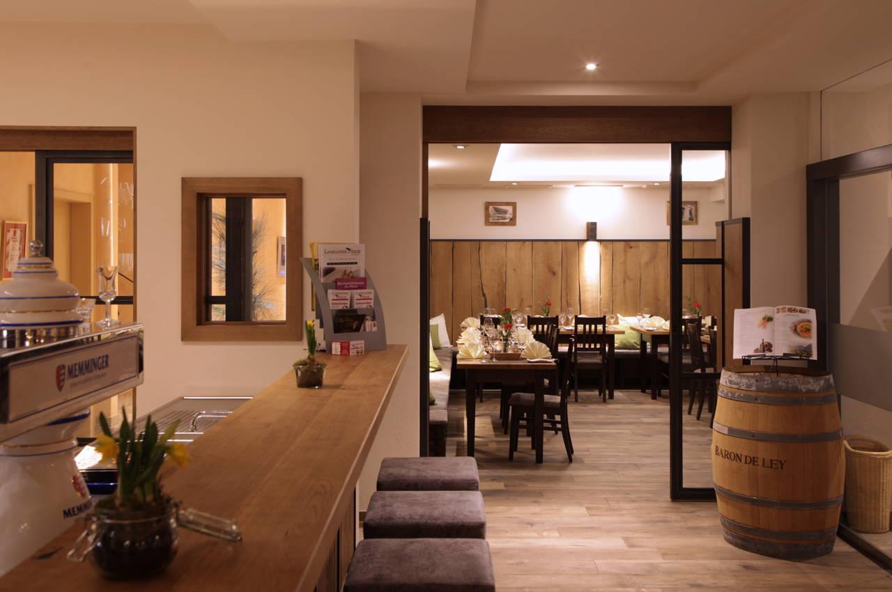 Landgasthof zum Adler in Fellheim, Memmingen - Restaurant ...